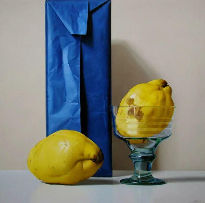 水果静物 阿根艺术家Fernando O'Connor插图9