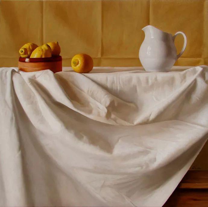 水果静物 阿根艺术家Fernando O'Connor插图11