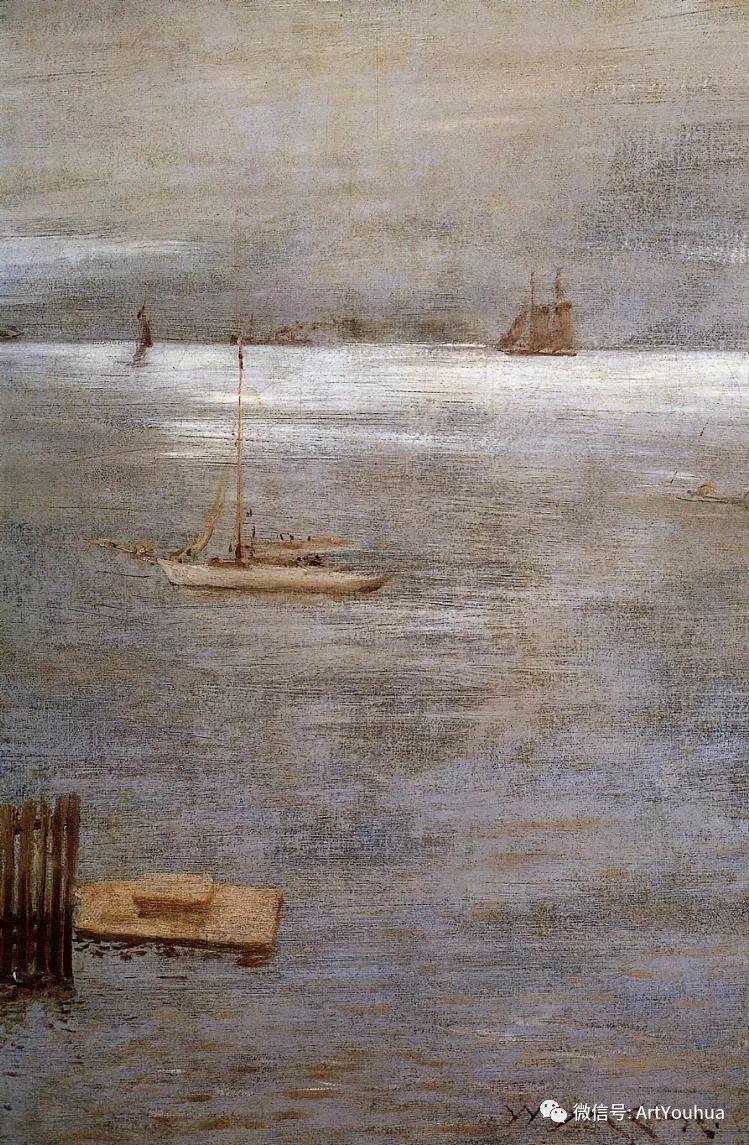 人物风景 美国画家William Merritt Chase作品欣赏插图25