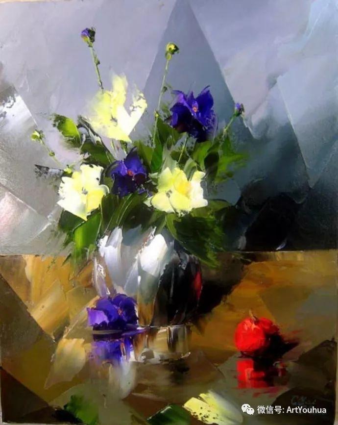 色彩的情绪 Albini Leblanc作品欣赏插图35