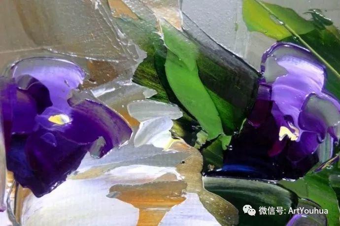 色彩的情绪 Albini Leblanc作品欣赏插图39