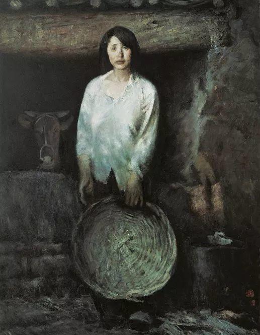 人物油画欣赏——曹新林作品插图43