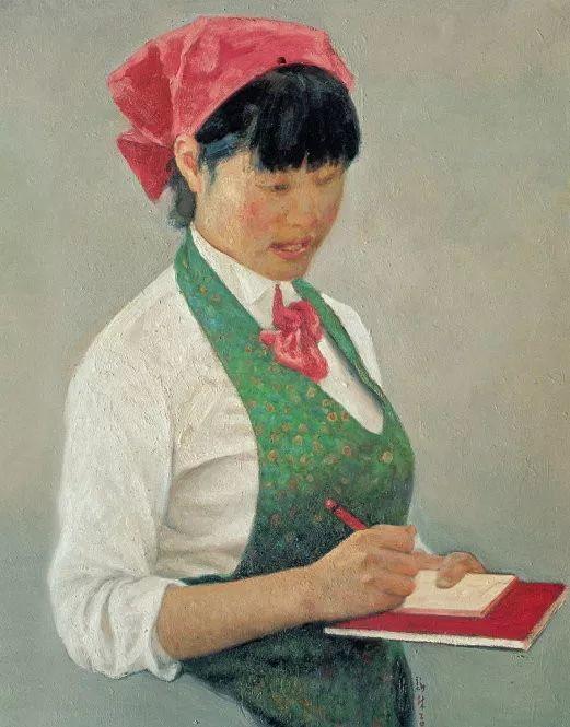 人物油画欣赏——曹新林作品插图45