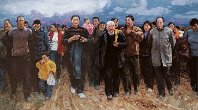 人物油画欣赏——曹新林作品插图79