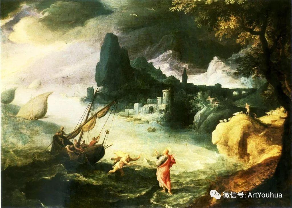 风景油画欣赏 比利时画家Paul Bril插图7