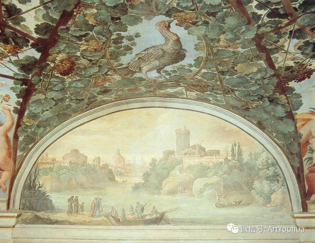 风景油画欣赏 比利时画家Paul Bril插图37