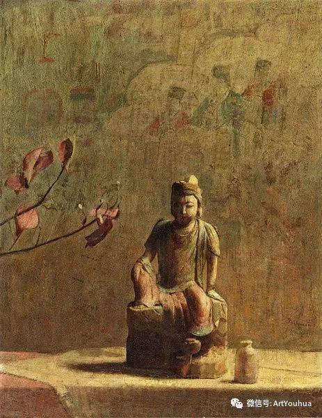 静物画里的中国元素 美国Hovsep Pushman作品插图27
