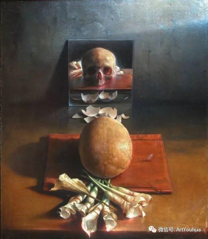 现实与梦想的面貌 Agostino Arrivabene作品欣赏二插图7