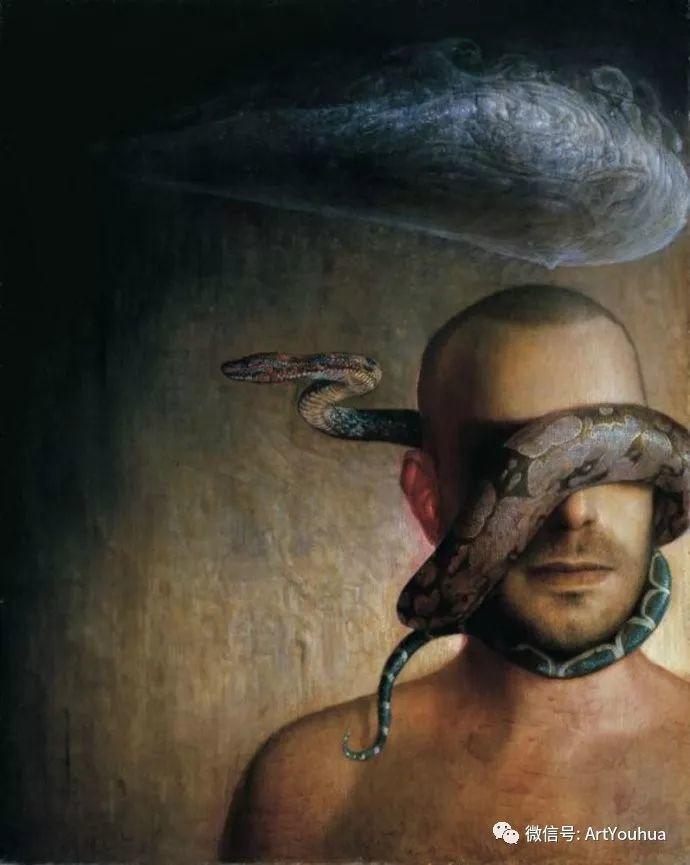 现实与梦想的面貌 Agostino Arrivabene作品欣赏二插图17