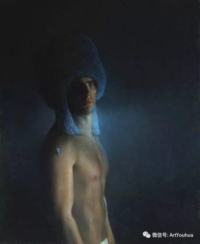 现实与梦想的面貌 Agostino Arrivabene作品欣赏二插图25