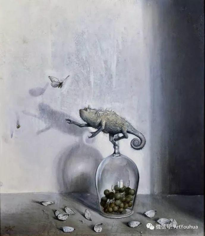 现实与梦想的面貌 Agostino Arrivabene作品欣赏二插图33