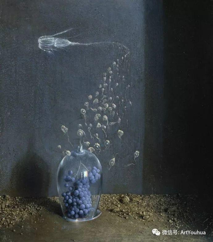 现实与梦想的面貌 Agostino Arrivabene作品欣赏二插图35