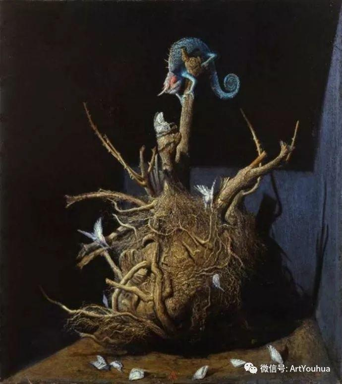 现实与梦想的面貌 Agostino Arrivabene作品欣赏二插图37