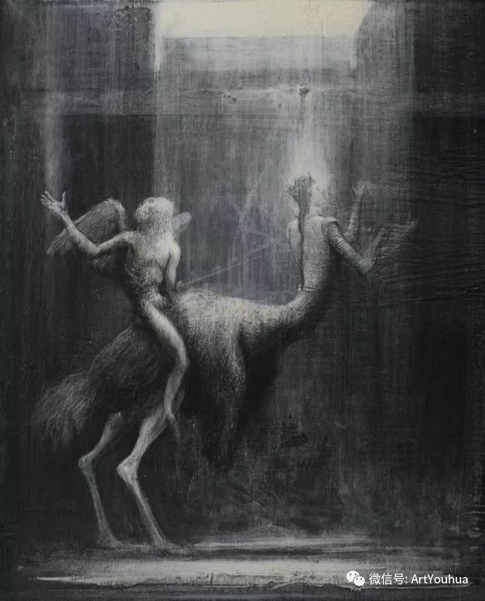 现实与梦想的面貌 Agostino Arrivabene作品欣赏二插图51