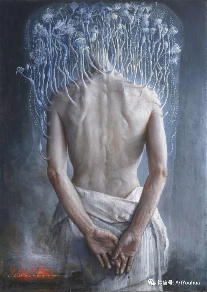 现实与梦想的面貌 Agostino Arrivabene作品欣赏二插图55