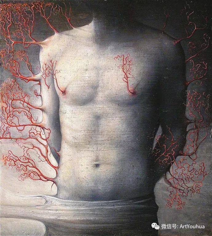 现实与梦想的面貌 Agostino Arrivabene作品欣赏二插图57