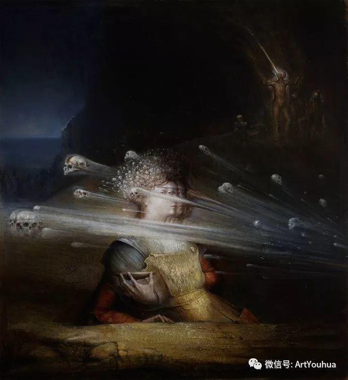现实与梦想的面貌 Agostino Arrivabene作品欣赏二插图63