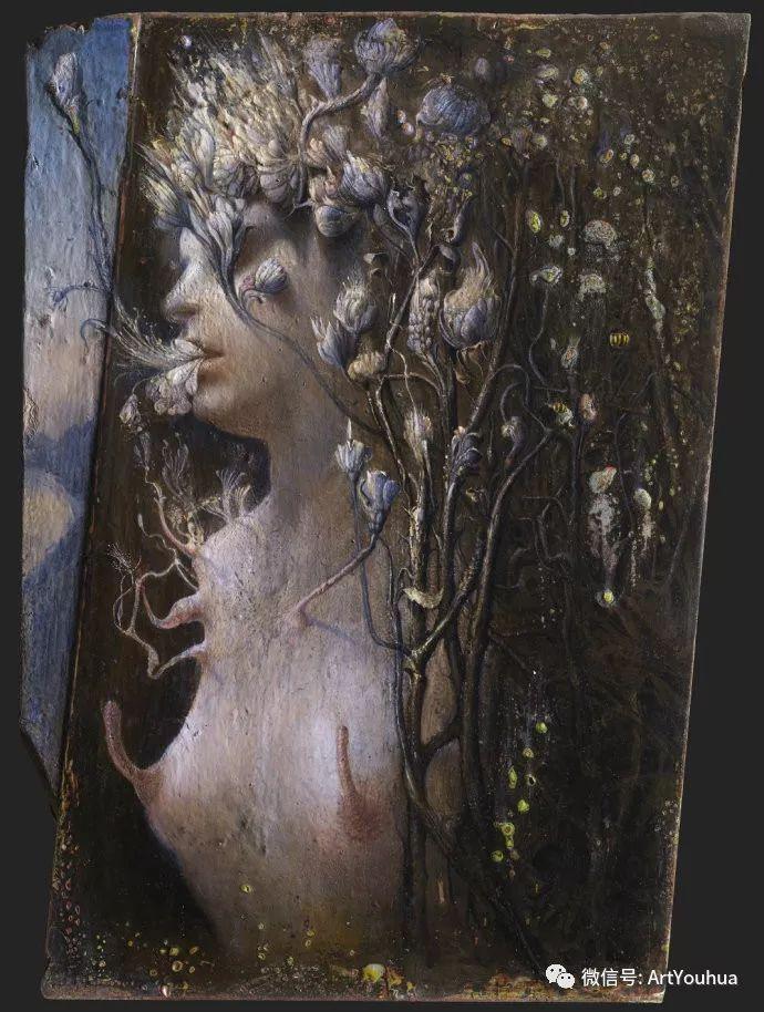 现实与梦想的面貌 Agostino Arrivabene作品欣赏二插图65