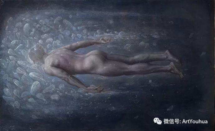 现实与梦想的面貌 Agostino Arrivabene作品欣赏二插图67
