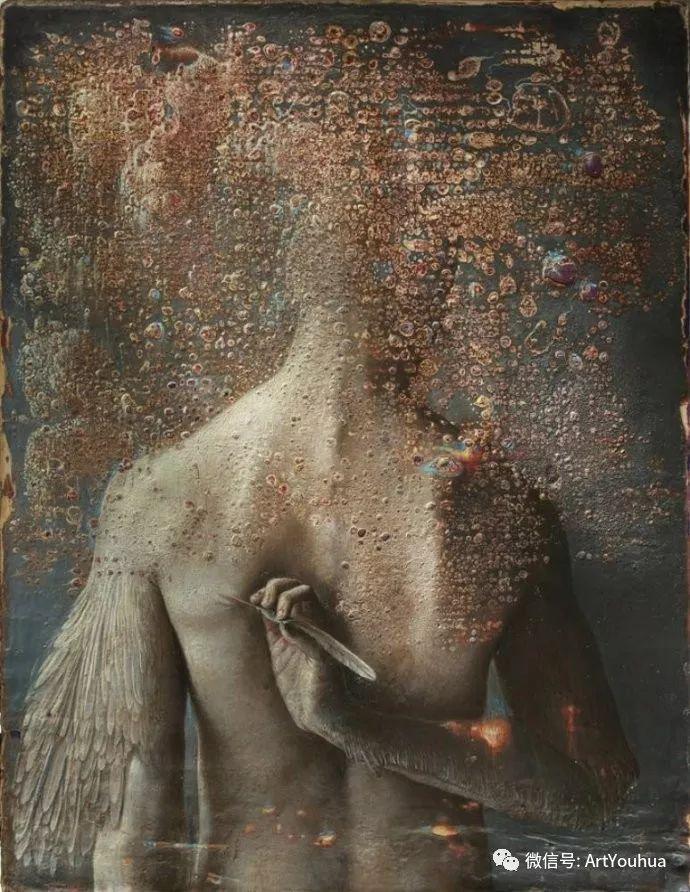 现实与梦想的面貌 Agostino Arrivabene作品欣赏二插图75