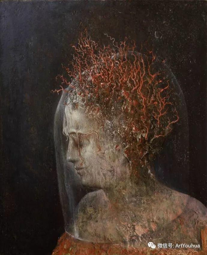 现实与梦想的面貌 Agostino Arrivabene作品欣赏二插图83