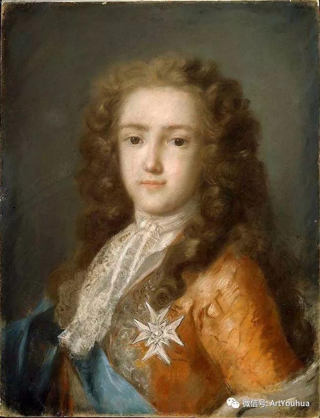 威尼斯画派 意大利女画家Rosalba Carriera插图11