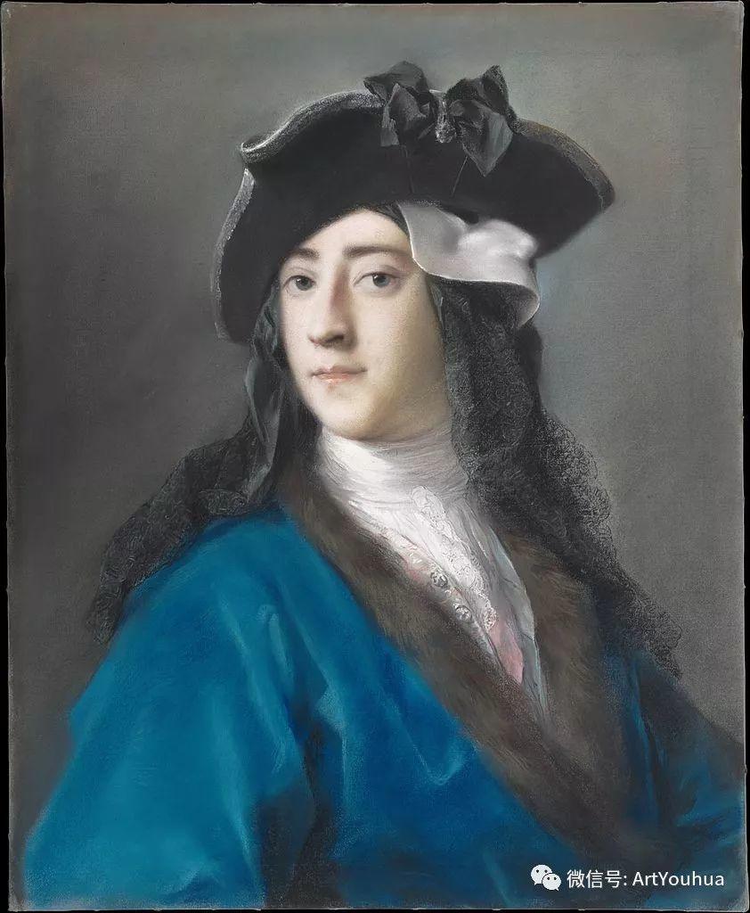 威尼斯画派 意大利女画家Rosalba Carriera插图35