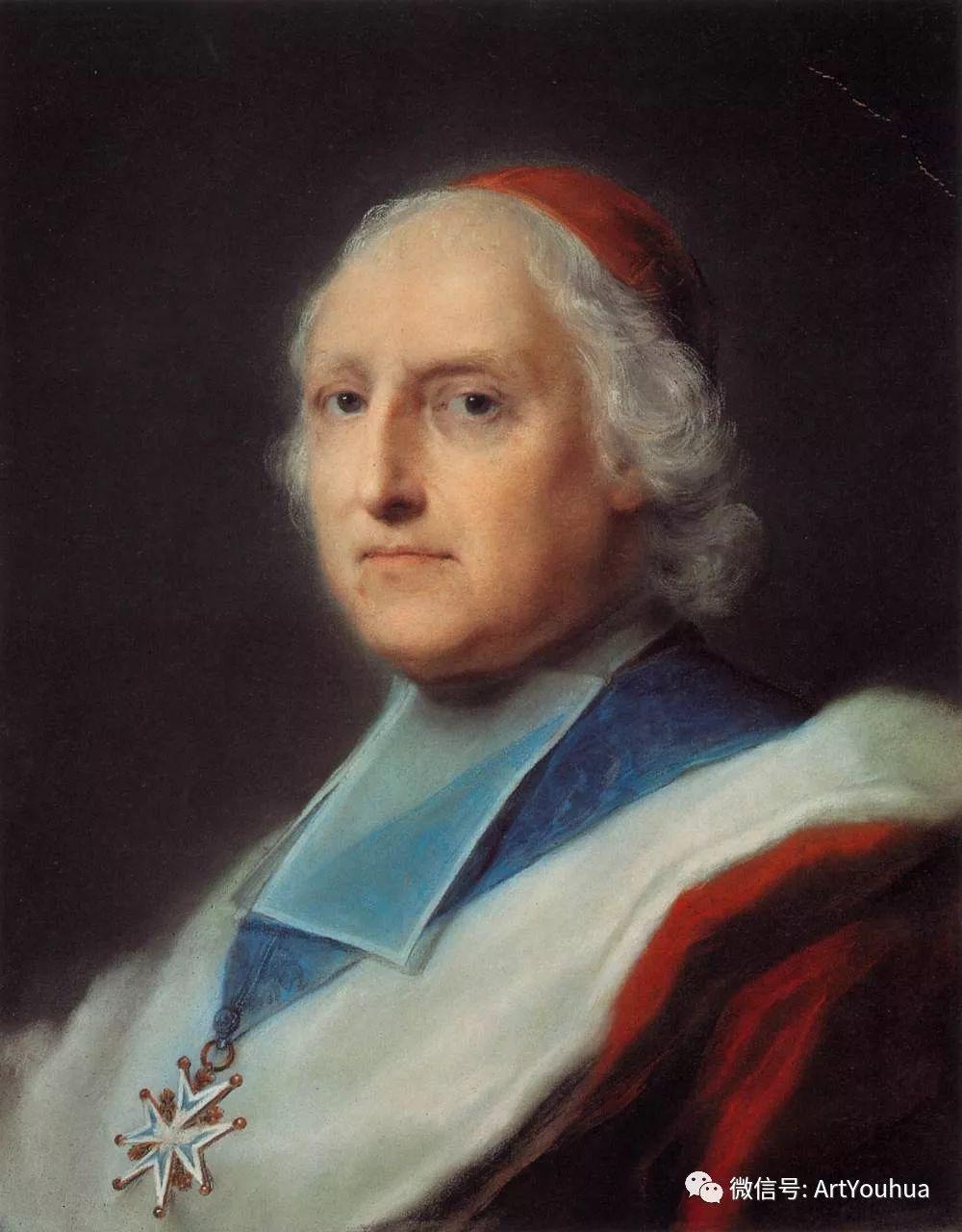 威尼斯画派 意大利女画家Rosalba Carriera插图39