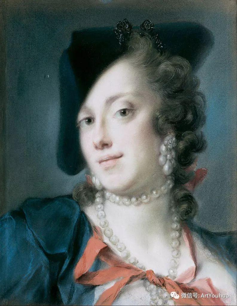 威尼斯画派 意大利女画家Rosalba Carriera插图41