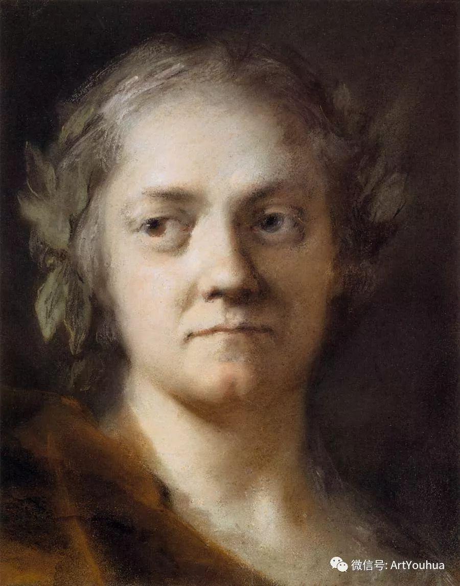 威尼斯画派 意大利女画家Rosalba Carriera插图51