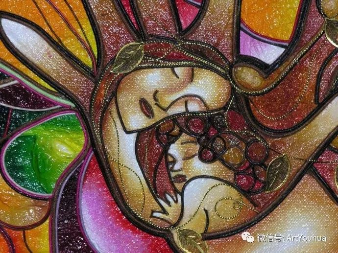 形象结合 Alessandra Damiano作品欣赏插图8