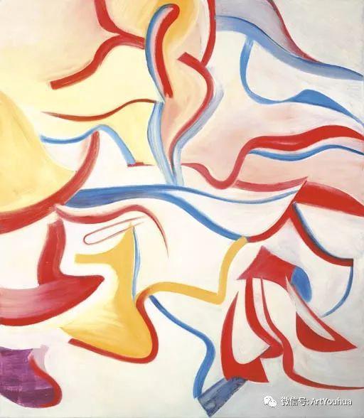 抽象表现主义  荷兰Willem de Kooning作品插图2