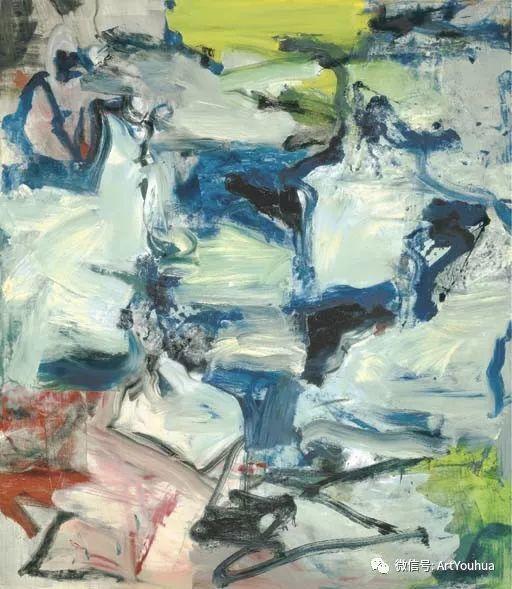 抽象表现主义  荷兰Willem de Kooning作品插图4