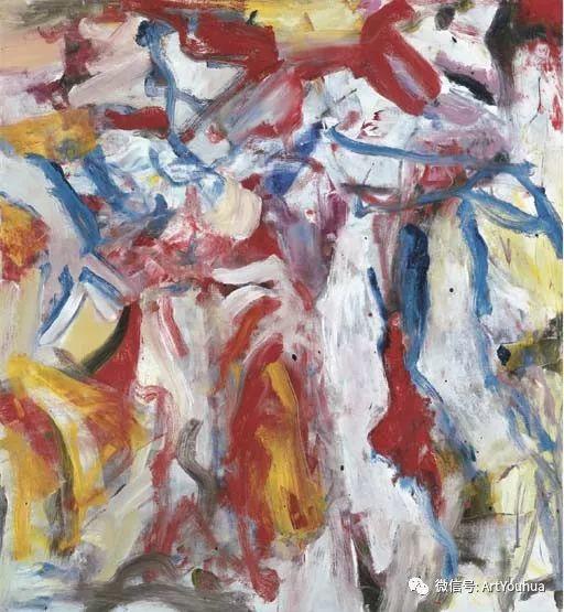 抽象表现主义  荷兰Willem de Kooning作品插图6