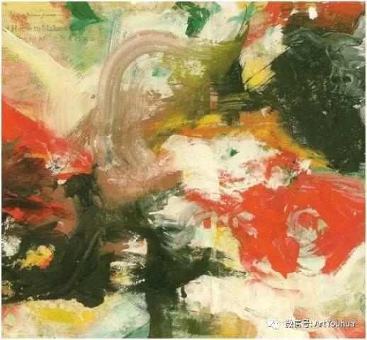 抽象表现主义  荷兰Willem de Kooning作品插图12