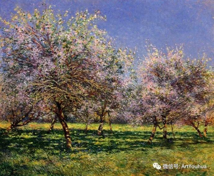 后印象派 法国画家Ferdinand Loyen du Puigaudeau插图3