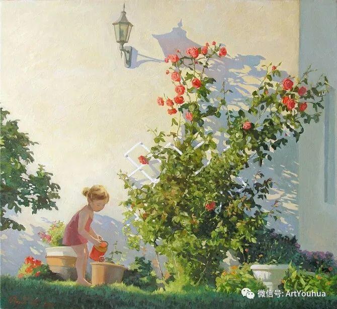 俄罗斯Tatiana Deriy油画作品欣赏插图