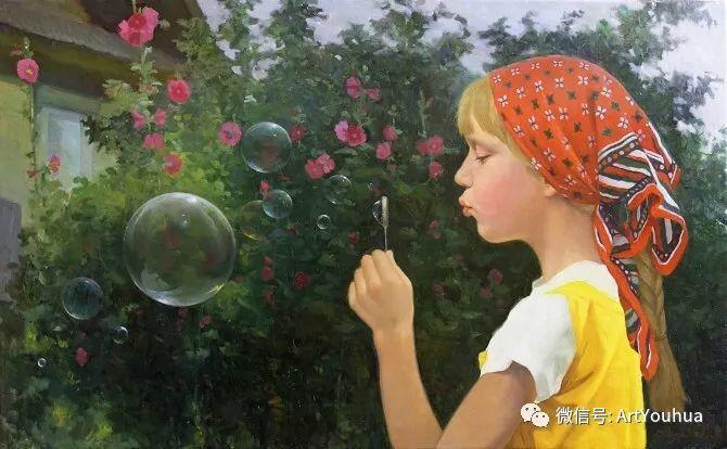 俄罗斯Tatiana Deriy油画作品欣赏插图6