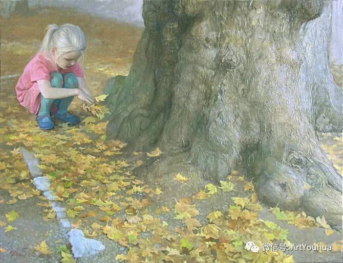 俄罗斯Tatiana Deriy油画作品欣赏插图7