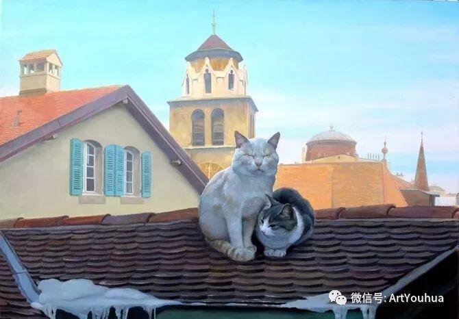 俄罗斯Tatiana Deriy油画作品欣赏插图8