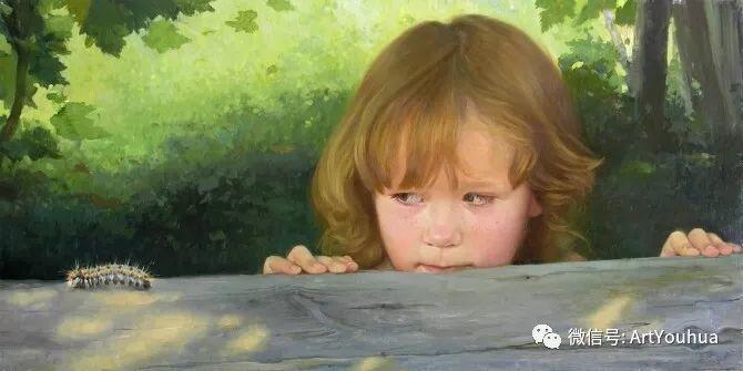 俄罗斯Tatiana Deriy油画作品欣赏插图9