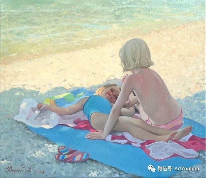 俄罗斯Tatiana Deriy油画作品欣赏插图11