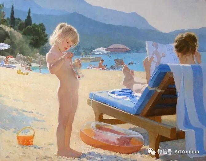 俄罗斯Tatiana Deriy油画作品欣赏插图12