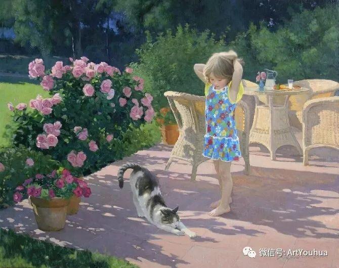 俄罗斯Tatiana Deriy油画作品欣赏插图14