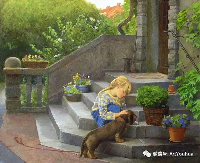 俄罗斯Tatiana Deriy油画作品欣赏插图15