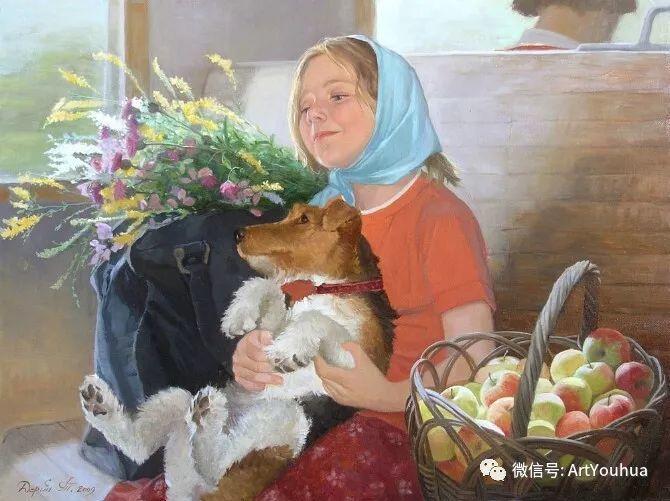 俄罗斯Tatiana Deriy油画作品欣赏插图16