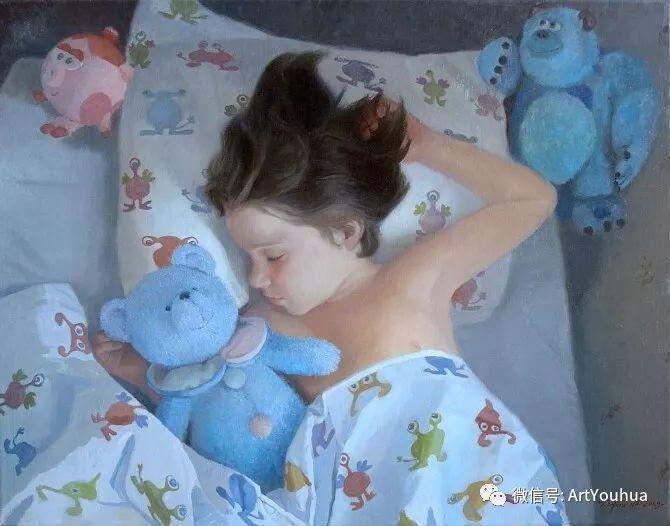 俄罗斯Tatiana Deriy油画作品欣赏插图17