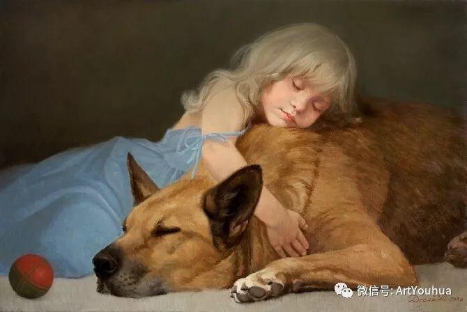 俄罗斯Tatiana Deriy油画作品欣赏插图18