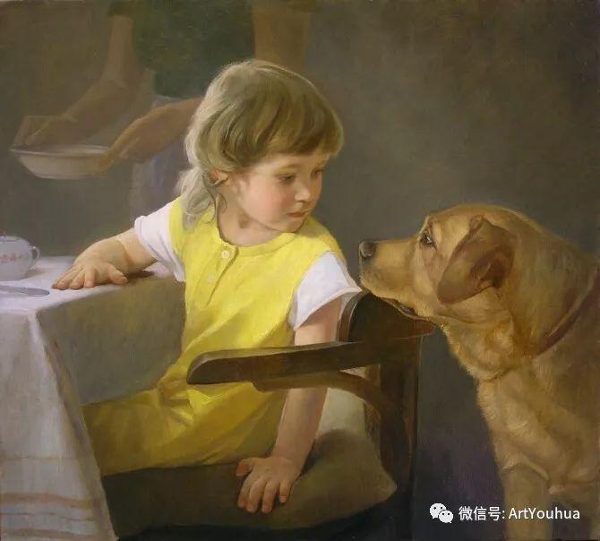 俄罗斯Tatiana Deriy油画作品欣赏插图19