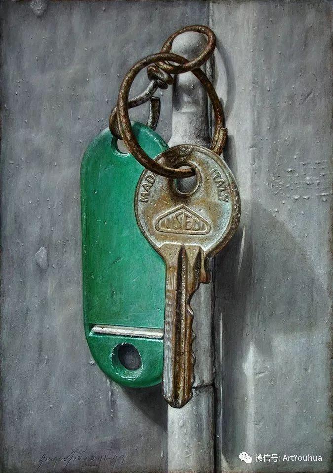 超写实绘画 意大利Gioacchino Passini二插图9